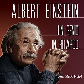 Albert Einstein copertina