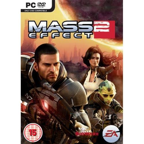 Mass Effect 2 (PC DVD) [Edizione: Regno Unito]