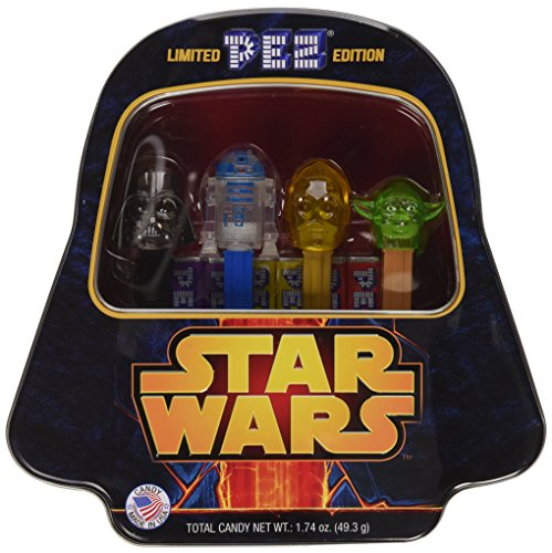 Top collectible star wars pez for 2021