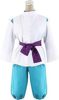 Anime Cosplay Costume Ogino Chihiro Haku Kimono Suit
