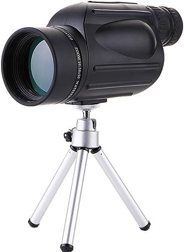 Morph33 Miroir d'oiseau extérieur à télescope à Zoom à Cylindre Simple 10-30x50 HD Activités Sportives Voyages