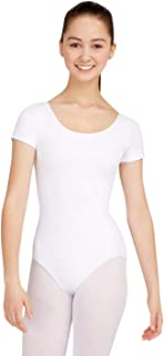 Capezio Women's Classic Short Sleeve Leotard