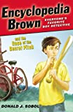 Encyclopedia Brown and the Case of the Secret Pitch (English Edition)