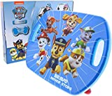 Nextsport Scoot Board Scooter Board with Casters for Kids (Paw Patrol Blue)