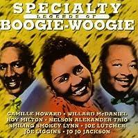Legends of Boogie Woogie