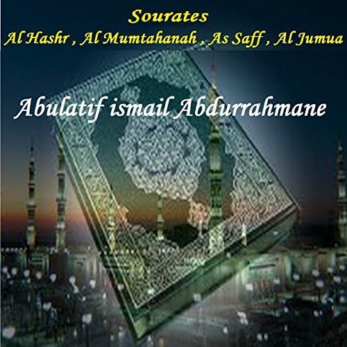 Abulatif ismail Abdurrahmane