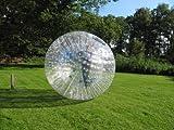 Zorb Zorbing Mega Ball gigante Ball TPU 3m con pompa