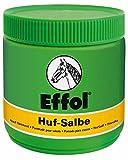 Effol Aceite para pezuñas Huf-Salbe 500 ml para el cuidado del caballo y la escudería Effol