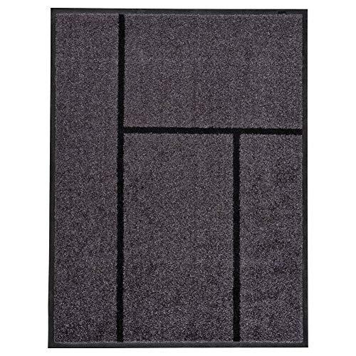 IKEA ASIA Koge zerbino, grigio, nero