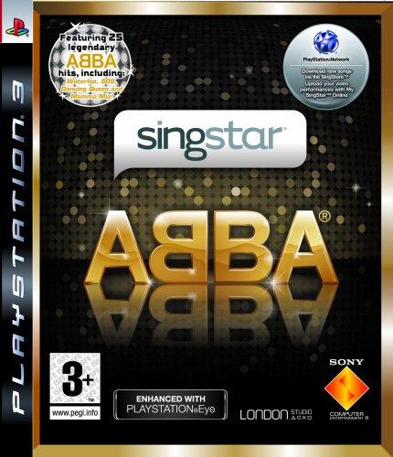 Sony SingStar ABBA, PS3 Basic PlayStation 3 videogioco