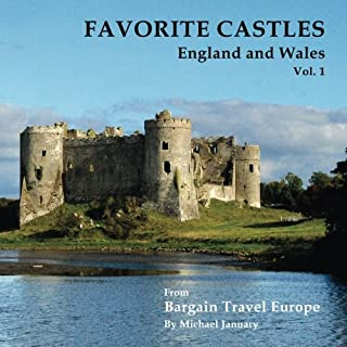 Favorite Castles: England and Wales (Volume 1)