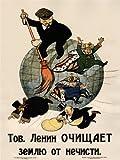 Doppelganger33 LTD Propaganda Communism Lenin Anti