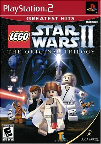 Lego Star Wars II: The Original Trilogy - PlayStation 2