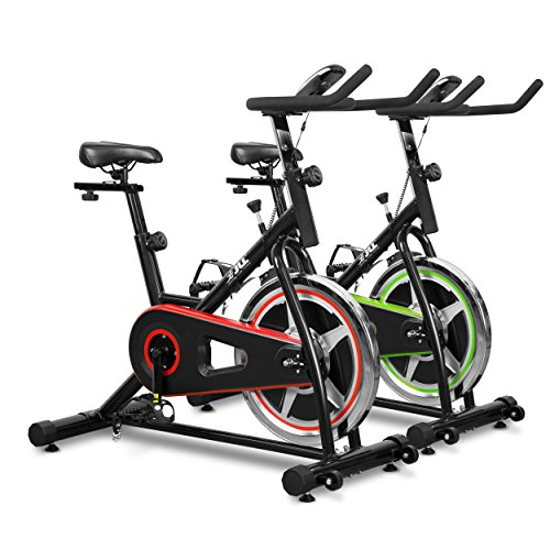 JLL IC200 Indoor Cycling exercise bike, Fitness...