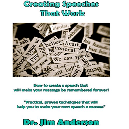 Creating Speeches That Work cover art