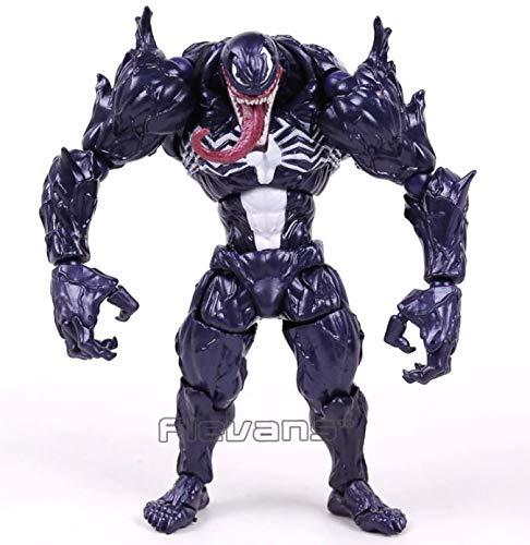 Venom de Marvel Juguete Figura de acción PVC coleccionables para niñ