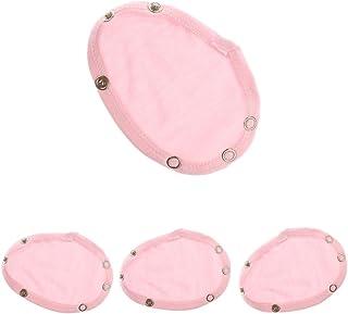 freneci 4X Baby Lengthen Film Diaper Extension Cotton Romper Partner Pink