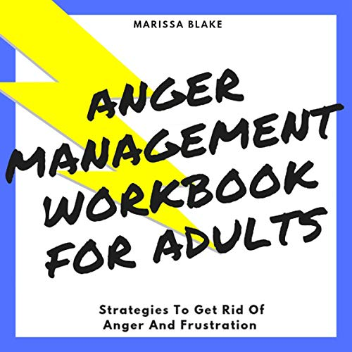 Anger Management Workbook for Adults cover art