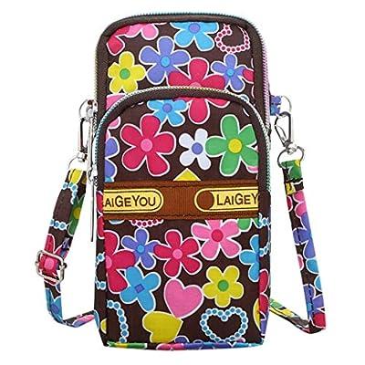 Karamoda Crossbody Cell Phone Bags - Cute Print...