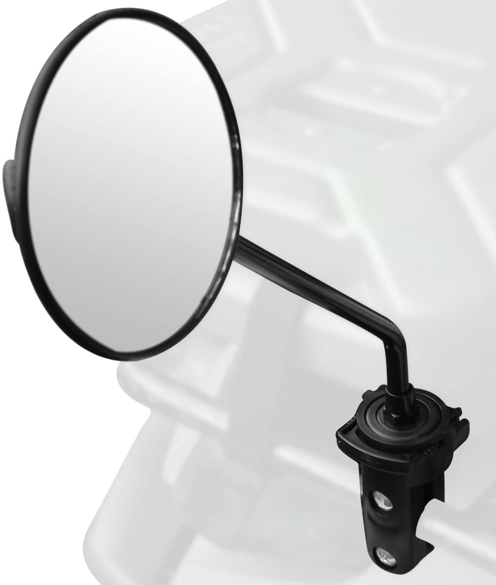 Kolpin ATV half Mirror Mount 97200 Black - Sale special price