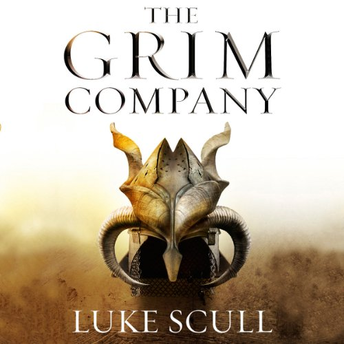 The Grim Company audiobook cover art