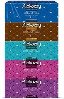 Alokozay 2 Ply Soft Facial Tissues 5-Pack