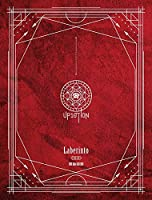 オプテンション - Laberinto [Clue ver.] (7th Mini Album) CD+Booklet+2Photocards+Folded Poster [韓国盤]