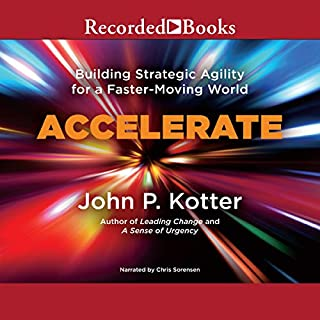 Accelerate cover art