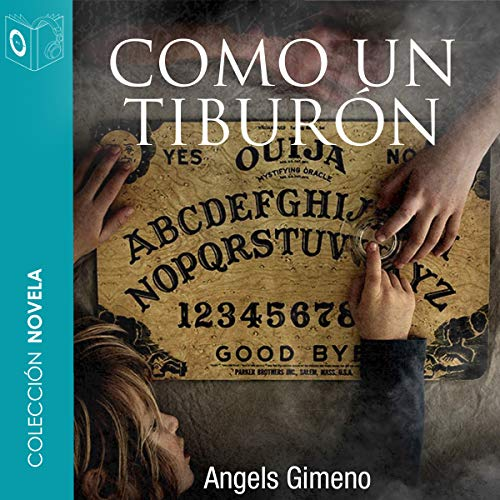 Como un tiburón [Like a Shark] audiobook cover art