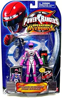 Power Rangers Operation Overdrive 5-Inch Power Ranger Action Figures Mission Response Pink Power Ranger