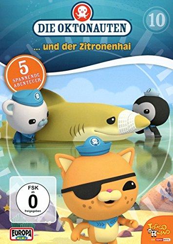 Die Oktonauten 10: ...und der Zitronenhai