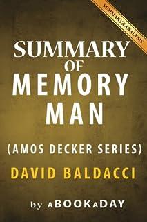 Summary of Memory Man: (Amos Decker series) by David Baldacci - Summary & Analysis