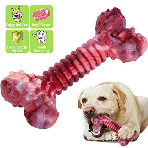 LEGEND SANDY Tough Dog Toys for Aggressive Chewers Large Breed,...