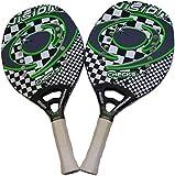 Vision Pareja Raquetas Beach Tennis Checks