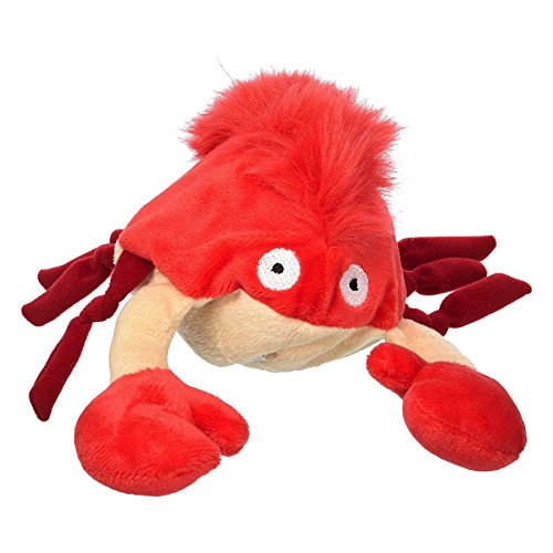 Hyper Pet Doggie Pal Crab Interactive Dog Toys (Unique Dog Toy that...