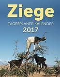 Ziege: Tagesplaner Kalender 2017