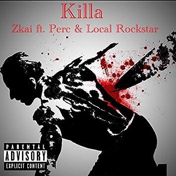 Killa (feat. B.I.G. Perc & Quellie)