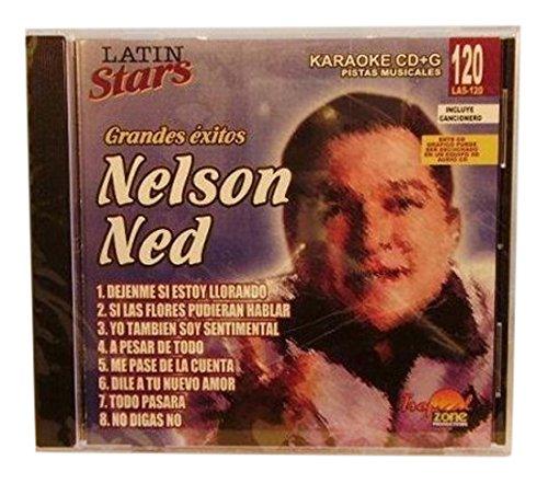 Karaoke:Nelson Ned 1-Latin Sta [Import USA]