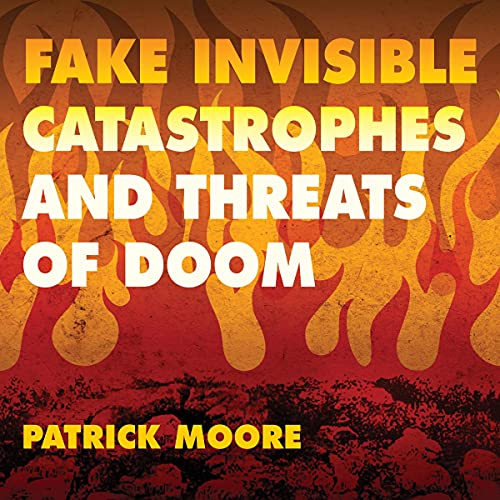 『Fake Invisible Catastrophes and Threats of Doom』のカバーアート