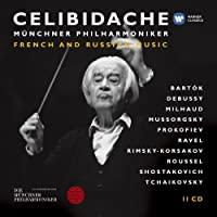 Celibidache Volume 3: French and Russian Music by Munich Philharmonic Orchestra (2011-11-29)