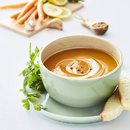 MOULINEX Soup&Co DEVIENT Soup&PlusBlender ChauffanPuissance 1100 WVotre allié du quotidien pour Vos Recettes Mixées, Chaudes ou FroidesLm924500