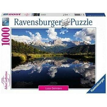 Heye- Puzzle Ruscello di Montagna Multicolore 1000 Pezzi 29712