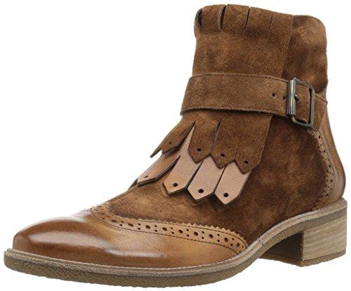 Paul Green Damen Miller Boot Stiefelette, Cuoio Combo, 36 EU