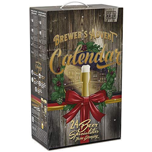 KALEA Bier-Verkostung | exklusive deutsche Bier-Spezialitäten in der Dose | 24 x 0.5 l | Geschenkidee für Bierliebhaber
