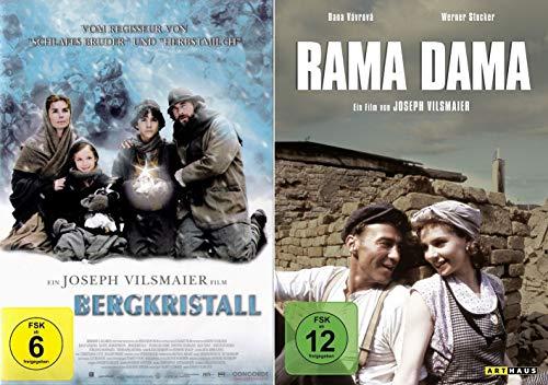 Joseph Vilsmaier 2-Filme Collection | Rama Dama + Bergkristall