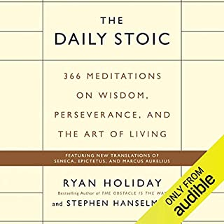The Daily Stoic cover art