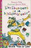 L'enlèvement de la bibliothécaire - Folio Cadet - 01/01/1998