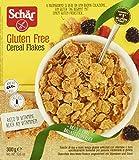 Schär Cereal Flakes - Pacco da 8 x 300 g, Senza glutine...