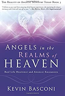 Angels in the Realms of Heaven: The Reality of Angelic Ministry Today (Dancing with Angels)
