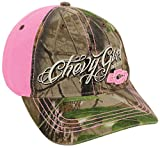 Chevy Girl Camouflage Hat (Pink)